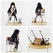 Minha juventude comédia romântica é errado yukino yukinoshita figura de ação anime sexy beleza estudante collectible modelo brinquedo
