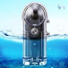 PULUZ 30 м водонепроницаемый чехол для RICOH Theta V/Theta S и SC360 360 градусов аксессуары для камеры корпус чехол для дайвинга защитный корпус