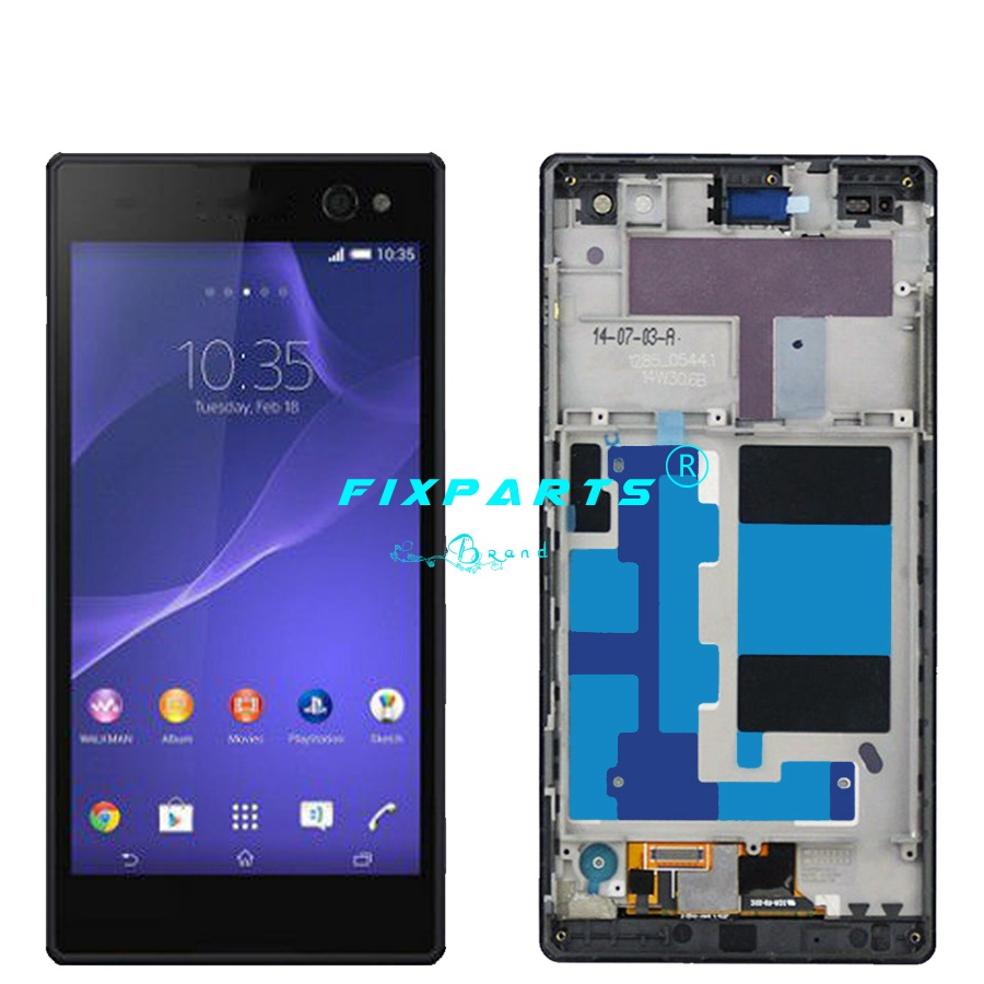 Sony Xperia C3 LCD Display Touch Screen Digitizer Assembly