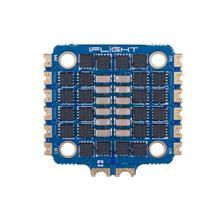 Ifly 31*30 مللي متر السكسيكس E mini 35A 2 6S Lipo 4 in 1 ESC يدعم DShot DShot150/300/600/MultiShot/OneShot for FPV RC سباق بدون طيار