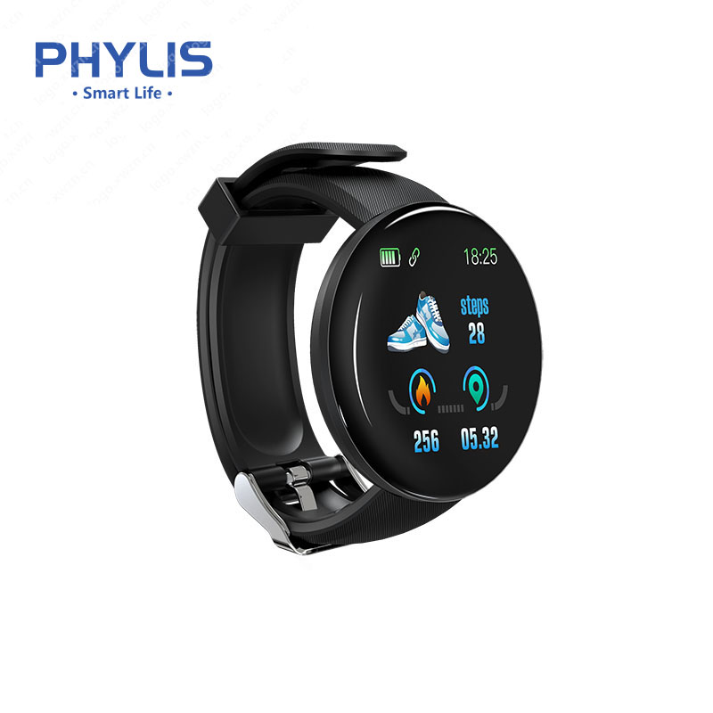 <font><b>2019</b></font> <font><b>New</b></font> <font><b>Smart</b></font> <font><b>Watch</b></font> Pedometer Heart Rate Blood Pressure Sleep monitoring Fashion Sport <font><b>Watch</b></font> Fitness Tracker smartwatch image