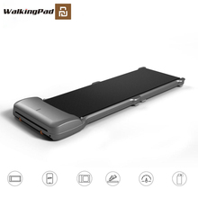Youpin WalkingPad C1โลหะผสมรุ่นR1สมาร์ทAPPควบคุมพับPad Mini Ultra Thinเดินฟิตเนสเครื่อง