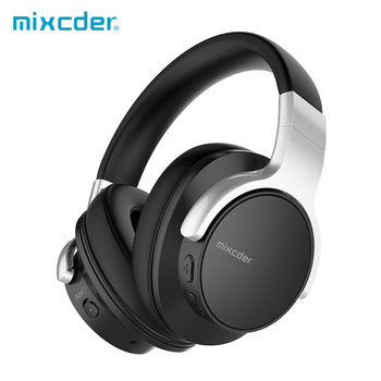 Mixcder E7 Headphone Active Noise Cancelling Bluetooth V5.0