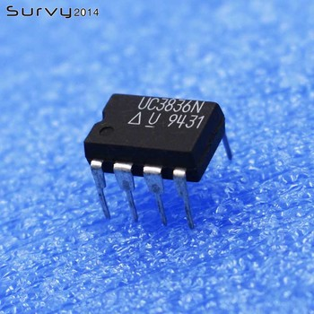 цена на 1/5 pcs UC3836N package: DIP-8 high efficiency regulator controller electronics compatible board tantalum capacitors