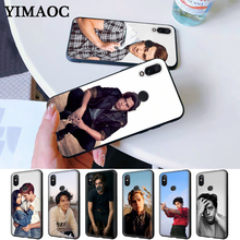 American TV Riverdale Cole Sprouse Silicone Case for Redmi Note 4X 5 Pro 6 5A Prime 7 8
