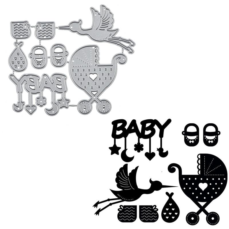 YPP CRAFT Pop Up Metal Cutting Dies Stencils for DIY Scrapbooking//photo album