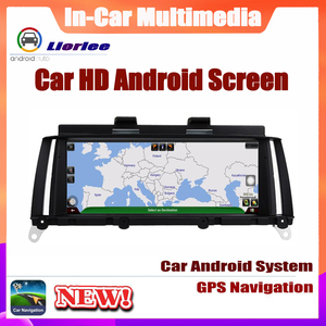 Image 4 - Car GPS Navigation Player For BMW X4 F26 2014~2016 Audio Stereo HD Touch Screen all in one