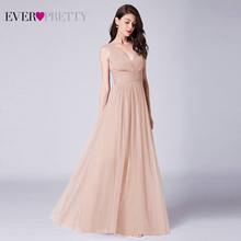 New Bridesmaids Dresses 2020 Ever Pretty EP07526OD Elegant A