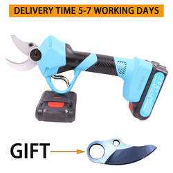 SWANSOFT 30MM Lithium battery Electric pruning shear battery rated power 144Wh
