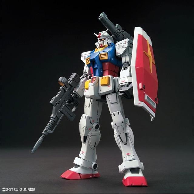 Bandai Gundam Assembly Model HG GTO 026 1/144 Yuan Zu RX-78-2 Gundam Origin
