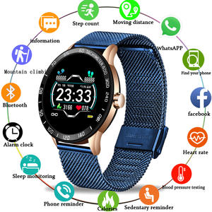 LIGE Sport Smart Watch Men Women Fitness Tracker Heart Rate Blood Pressure Monitor Pedometer for Android ios Activity smartwatch