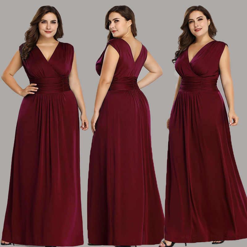 Elegante Vestidos De Noche La Reina Abby Funda Off The