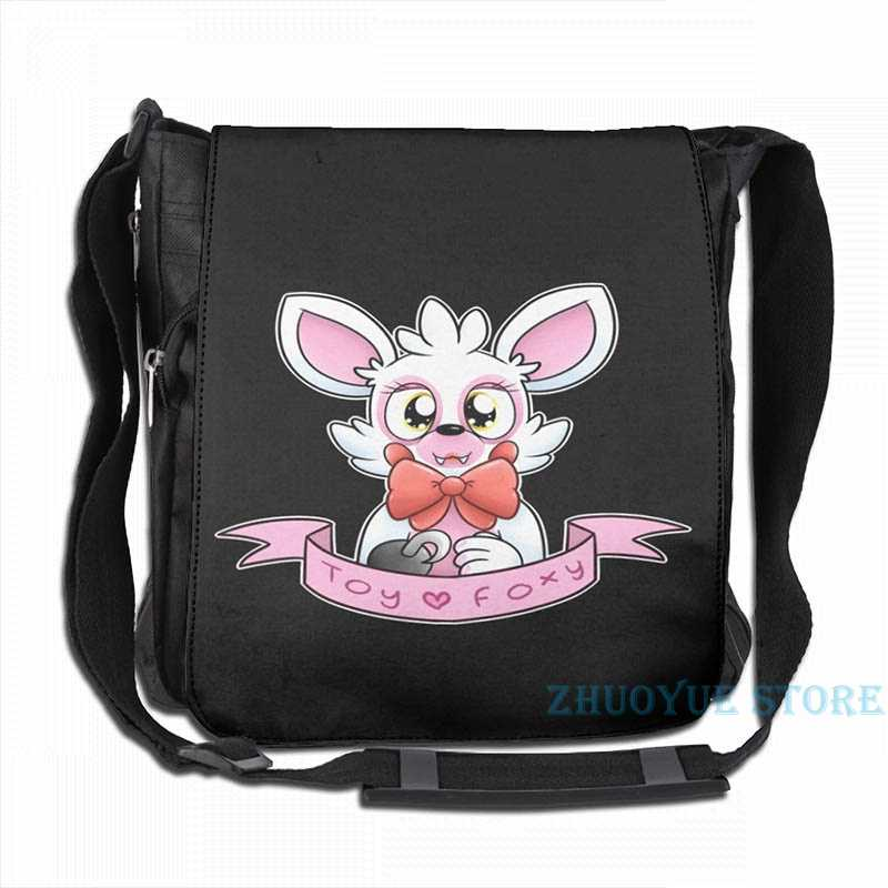 Rucksack Backpack FNAF Foxy School Tasche Laptop Bag