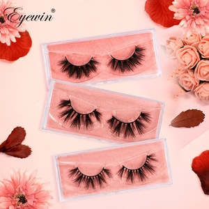 Eyewin Eyelashes 3D Mink False