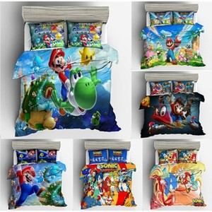 New 3D Super Mario Bros Duvet