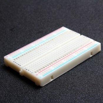 400 Points Solderless Bread Board Breadboard PCB Test Board for Arduino Accessories
