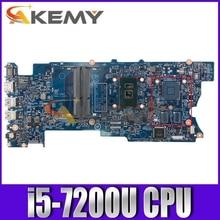 Для HP X360 15-BK 15-W 15T-W M6-W материнская плата портативного компьютера с SR2ZU I5-7200U Процессор 863887-601 448.06202.0021 мб 100% тестирование