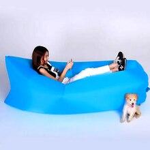 Водонепроницаемый пневмоподушка ленивый диван спальные мешки для кемпинга воздушная кровать взрослый стул для пляжного отдыха быстро складные садовые диваны