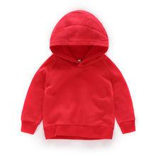Sweatshirts  Baby Boys Girls  Cotton  Kids Hoodies Children Clothes Long Sleeve Sweatshirts Toddler Sportswear Child's Hoodie