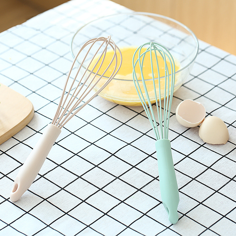 Pink Whisk Stainless Steel Whisk Mixer Egg Beater Milk Drink Coffee Whisk Mixer Foamer Stirrer Kitchen Tools Whisk for whipping