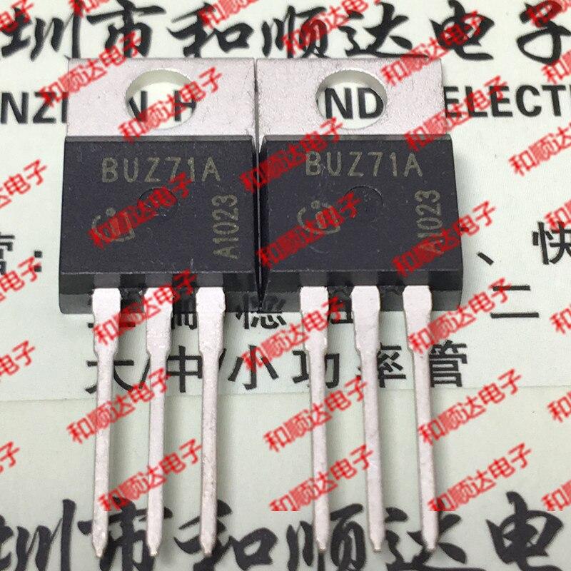 10pcs/lot BUZ71A New Spot TO-220 50V 13A