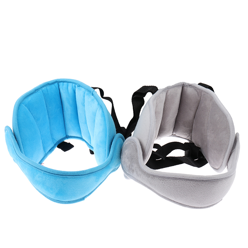 1 pcs  Baby Kids Adjustable Car Seat Head Support Fixed Sleeping Pillow Neck Protection Safety Playpen Headrest