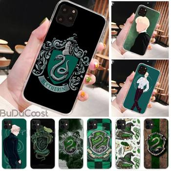 Draco Malfoy Phone Case for iPhone 8 7 6 6S Plus X 5S SE 2020 XR 11 pro XS MAX 12 12Mini image