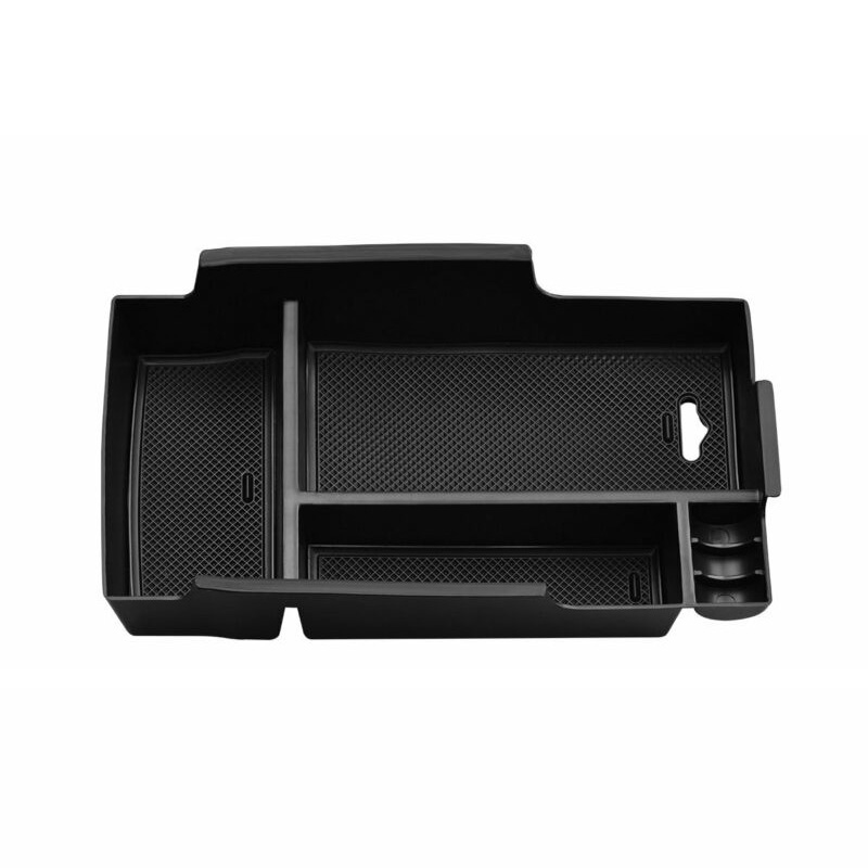 FIT FOR 2011-17 FORD EXPLORER ARMREST STORAGE GLOVE BOX CENTER CONSOLE TRAY BIN
