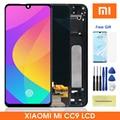 ЖК-дисплей 6,39 ''Mi CC9 для Xiaomi CC9, дисплей, сенсорный экран, дигитайзер в сборе, детали для Xiaomi Mi 9 lite M1904F3BG LCD