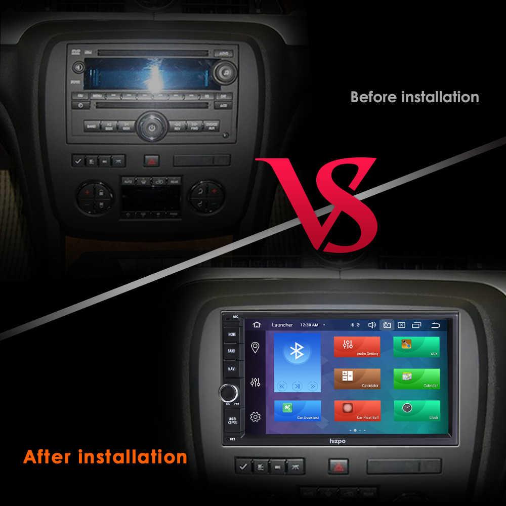 PX5 オクタ 8 コア 4 ギガバイトの RAM 64 ギガバイト ROM 2DIN 車 Android9.0 車 NODVD ラジオユニバーサル IPS マルチメディア車ステレオ GPS 2din ナビゲーション DSP