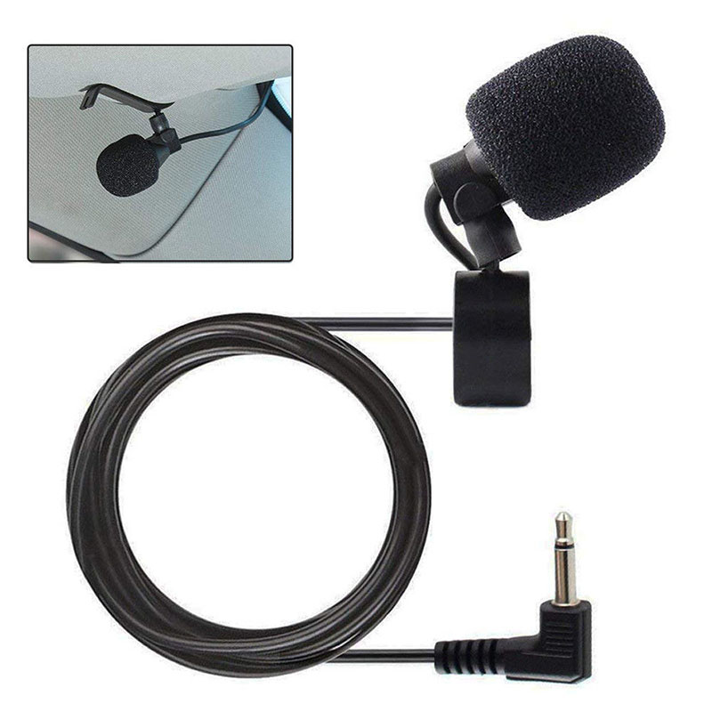 1pcs 2.5mm Bluetooth Microphone MIC Kit For Pioneer Stereo Radio Receiver Car H1