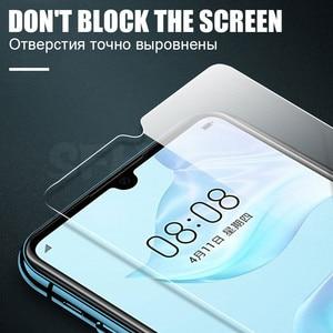 4 шт закаленное стекло для Huawei P30 P40 Lite P20 P Smart 2019 Защитное стекло для экрана для Huawei Mate 30 20 Lite пленка