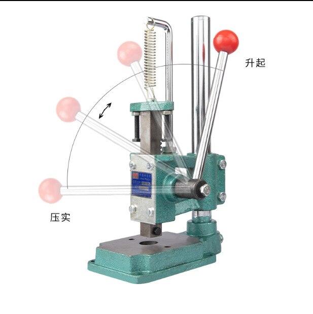 Industrielle JH16 /JR16 hand drücken maschine Manuelle pressen maschine Kleine industrielle hand drücken Mini industrielle hand drücken