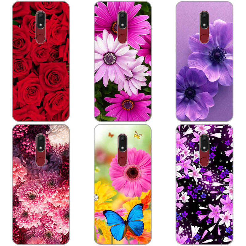Soft silicone Cover Case For <font><b>BQ</b></font> <font><b>BQ</b></font>-<font><b>5700L</b></font> <font><b>Space</b></font> <font><b>X</b></font> Silicone Painting Phone Case For <font><b>BQ</b></font> <font><b>5700L</b></font> Soft TPU Patterned fitted Case shell image