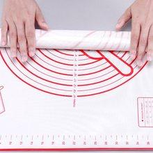 Силиконовые тесто коврик для выпечки формы 60x80 см Макарон