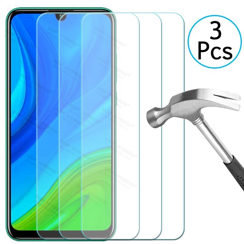 3 шт. для Huawei P Smart 2020 S Plus Pro 2019 2018 Z закаленное стекло для P Smart Psmart 2020 S легкая защита для экрана защитное стекло