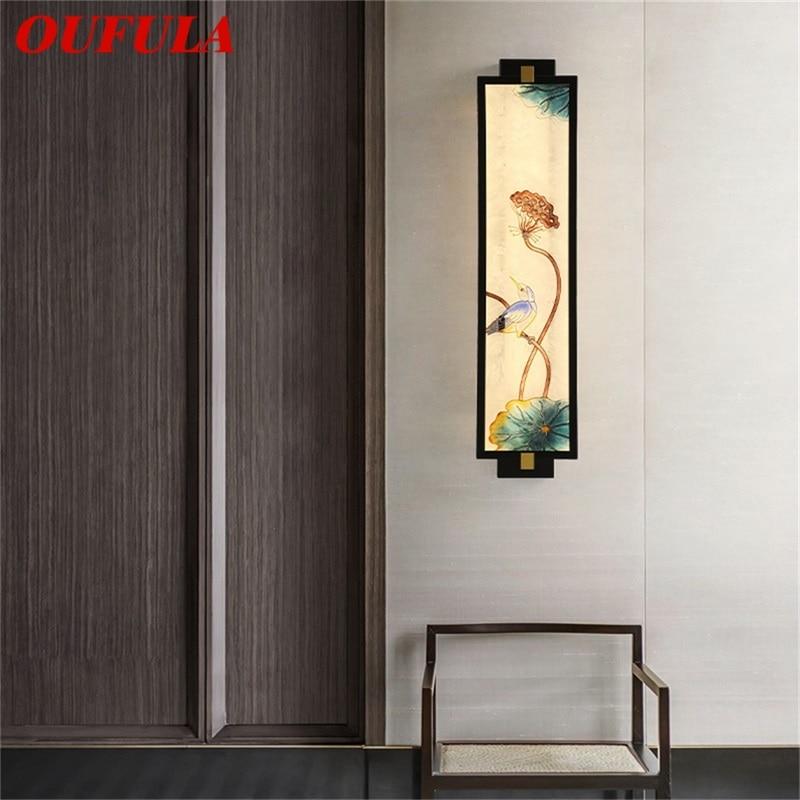Купить домашние настенные светильники oufula креативные декоративные