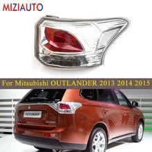 Miziauto traseiro luzes traseiras para mitsubishi outlander 2013 2014 2015 8330a787 8330a788 cauda parar luz de freio traseira turn signal lâmpada