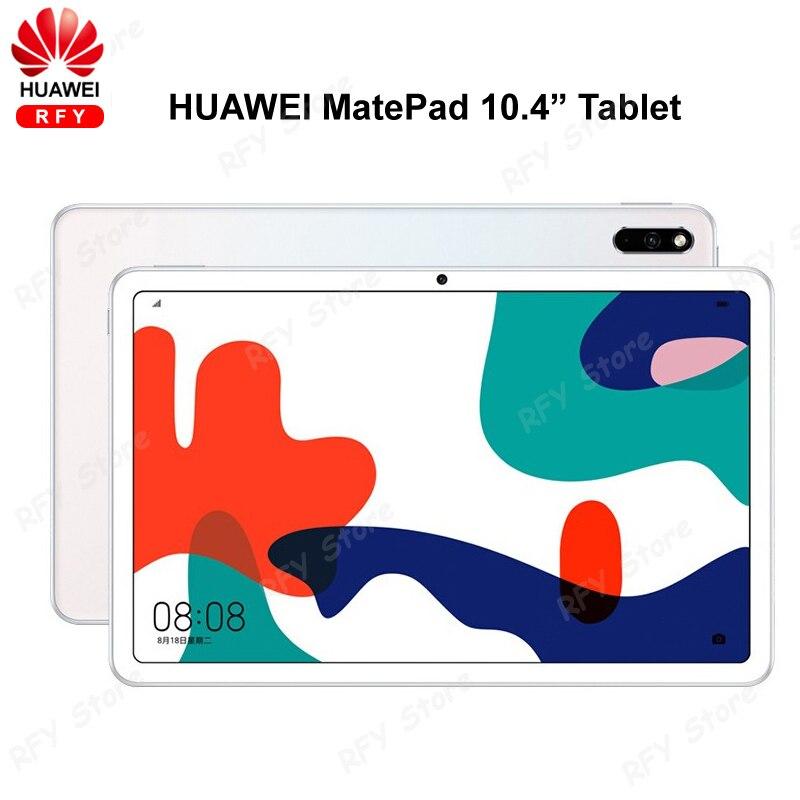 Originale HUAWEI MatePad Tablet da 10.4 pollici Android 10.0 Kirin 810 2K a schermo Intero 8-core Multi-schermo la collaborazione GPU WiFI Tablet