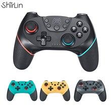 Для Nintendo Switch Pro NS-переключатель Pro геймпад Беспроводной-Bluetooth геймпад игровой джойстик контроллер с 6-осевым ручка
