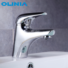 Oliniaก๊อกน้ำห้องน้ำก๊อกน้ำก๊อกน้ำBathเดี่ยวร่วมสมัยห้องน้ำแตะอ่างล้างจานTap OL7191