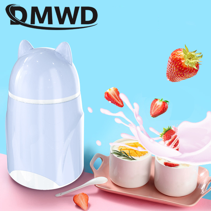 EU Electric Yogurt Maker Multifunction Mini Full-Automatic Natto Fermenting Machine