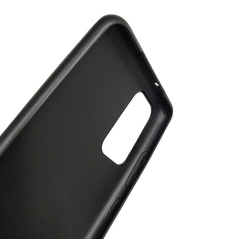 Dessin Animé mignon Errants Enfants Pour Samsung Galaxy A71 A51 A50 A70 A10 A20 A30S A40 Note 10 S8 S9 S10 S20 Ultra Plus S10e