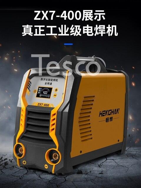 Machine de soudage 315 petite double usage entièrement automatique double tension 220v380v biphasé industriel grade 400 machine de soudage