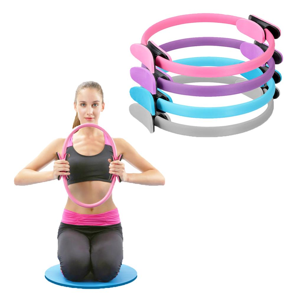 Yoga Circle For Pilates Yoga Sport Magic Ring For Magic Circle Muscles Circle Gym Workout Home Training Pilates