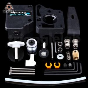 Image 3 - Trianglelab extrusora BMG de alto rendimiento V2.0, extrusora clonada Btech Bowden, doble unidad para impresora 3d ENDER3 CR10 MK8
