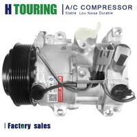 Compressor AC PARA TOYOTA Crown Reiz Lexus Is250 6SBU16C GS300 IS350 GS350 6SBU16C 88320-3A300 88320-3A270 447190-7262 4472601462
