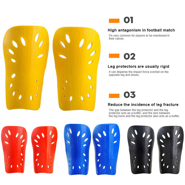 1 Pair 3 MM Soccer Shin Guards Pads For Adult Kids Football Shin Pads Leg Sleeves Soccer Shin Pads Adult Knee Support Sock
