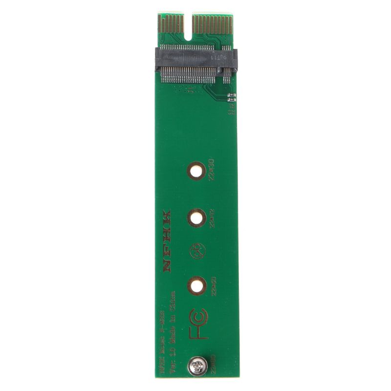 <font><b>PCIe</b></font> PCI-E 3.0 1x <font><b>x1</b></font> to NGFF M-key M key <font><b>M.2</b></font> NVME AHCI SSD Vertical Adapter Card for XP941 SM951 PM951 960 EVO SSD image