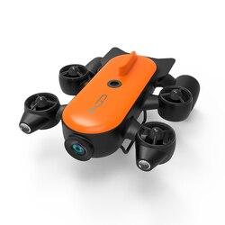 Geneinno Titan Underwater intelligence Drone Robot detekcja podmorska Rescue 160 ° szerokokątny FOV 360 ° ruch kamera 4K T1 RC